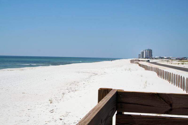 perdido key florida beach