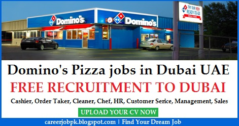 How to Find Dominos Pizza Jobs