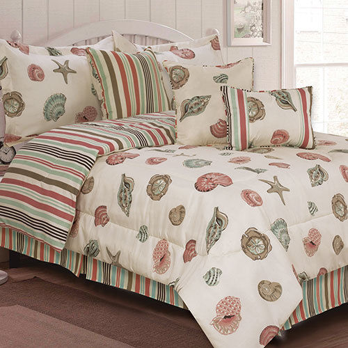 Seashell Bedding Sets