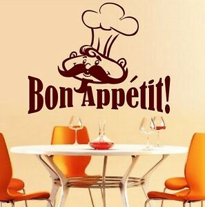 Bon Appetit – Kitchen Wall Art Decor