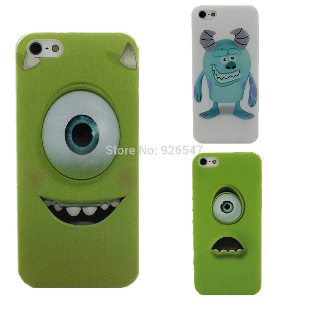 Cute Monster iPhone Cases