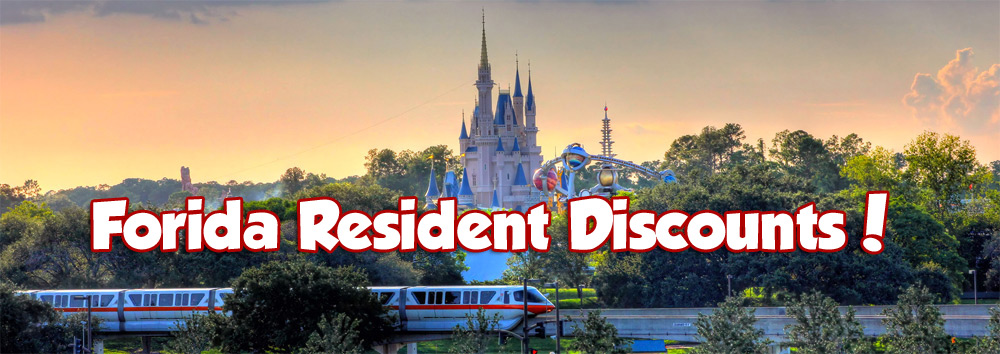 Disney Florida Residents Discounts