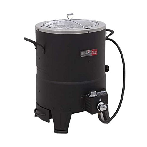 Oil-Less Infrared Turkey Fryer – Big Easy Pot by Char-Broil