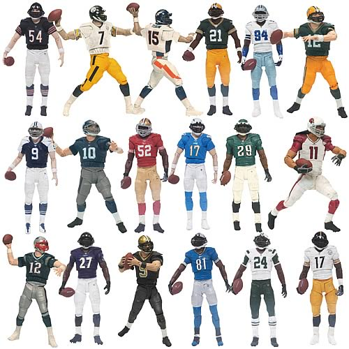 NFL Memorabilia is Popular with Football Fans