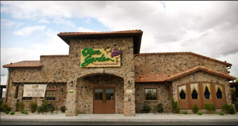 olive garden survey review