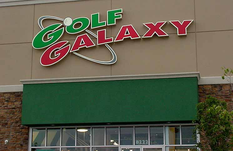 Golf Galaxy Customer Survey Review