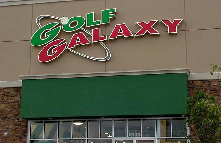 Golf Galaxy Customer Survey Review