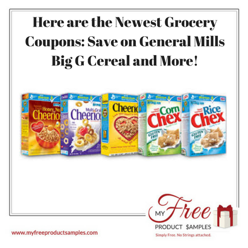 General Mills Coupons
