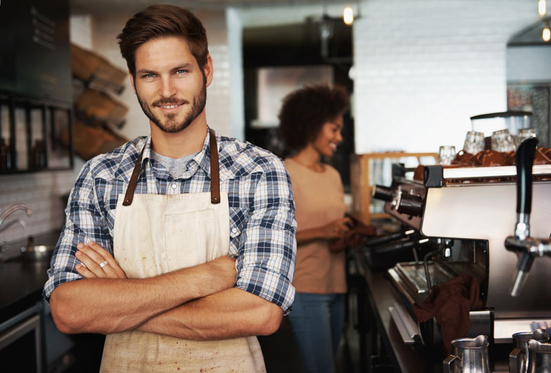 coffee shop jobs