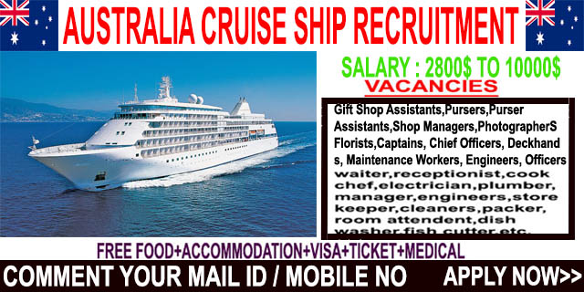 How to Get a Job on Carnival Cruise Lines
