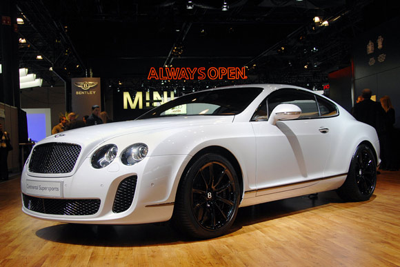 How Much Does a Bentley Cost?