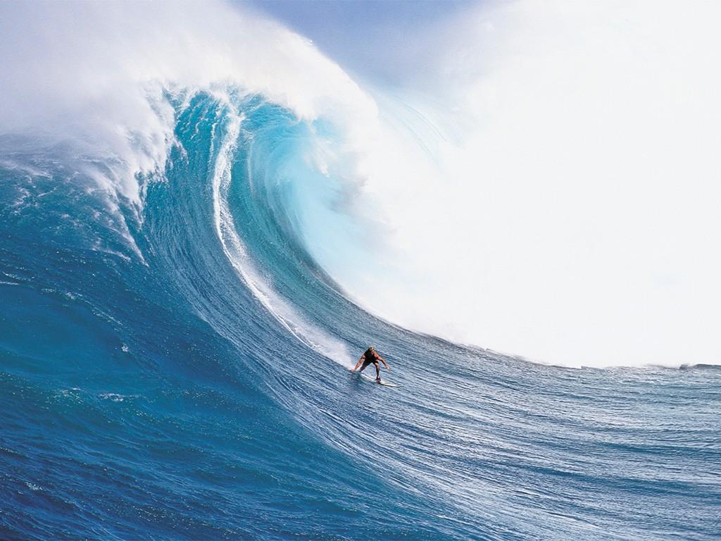 surfing photo