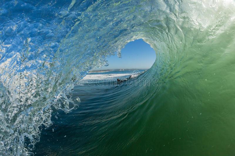Ocean Whirlpool Surf Wave Tube