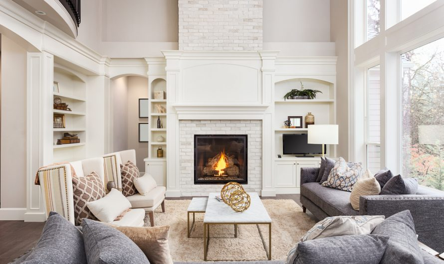 4 Simple Ways to Transform Your Living Room